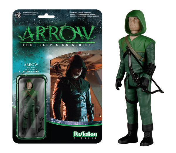 FUNKO. ReAction Arrow