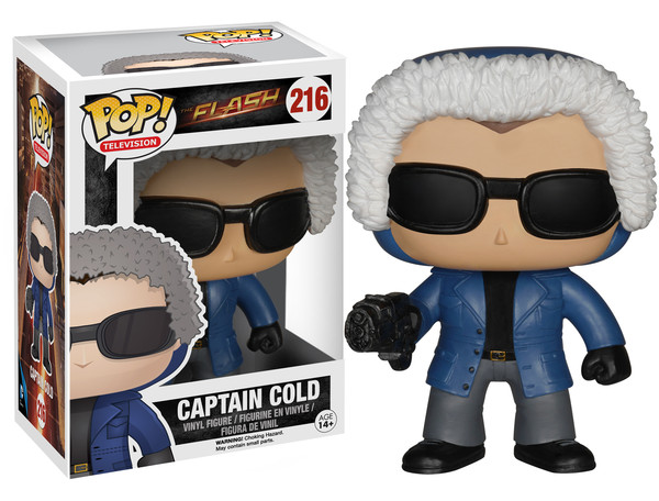 FUNKO POP! Capitán Cold