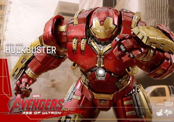 Hot Toys. Vengadores: la era del Ultrón. HulkBuster