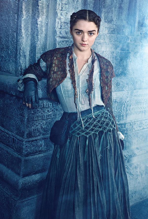 Juego de Tronos T5. Arya Stark