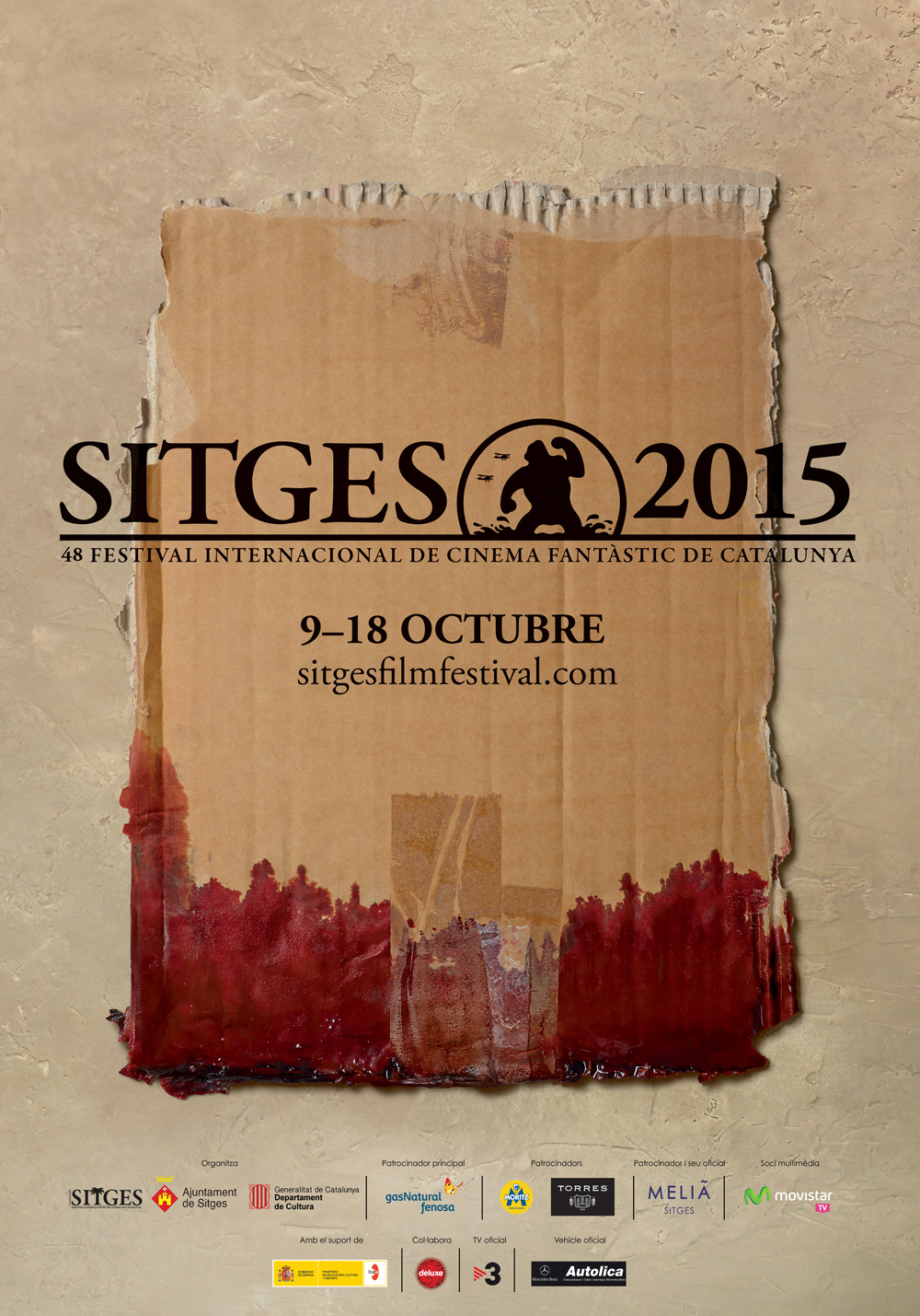 Poster Sitges 2015
