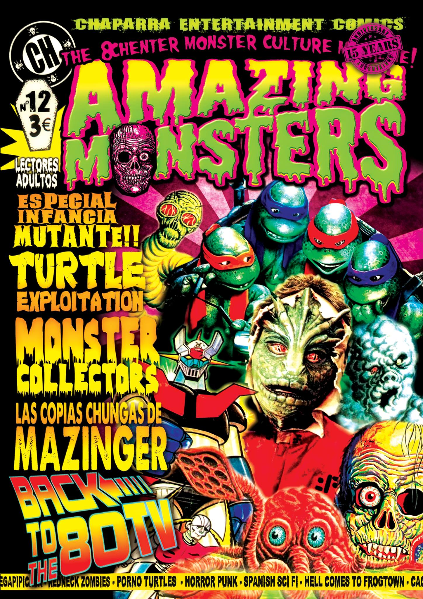 Amazing Mosters