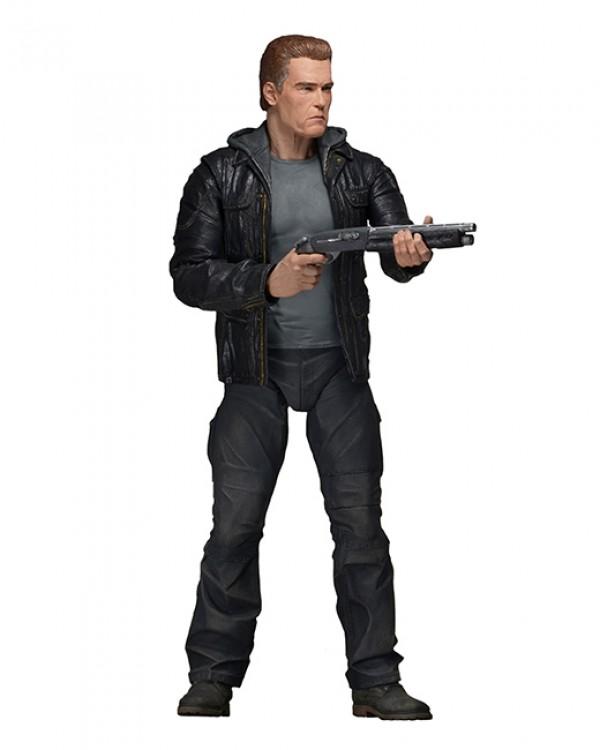 Terminator Génesis. T800 Figura
