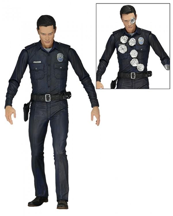 Terminator Génesis. T100 Figura