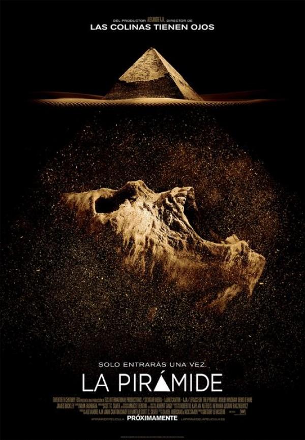 La pirámide.