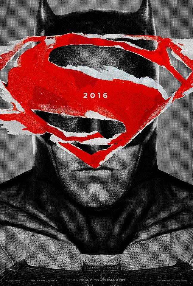 Batman v Superman poster Batman