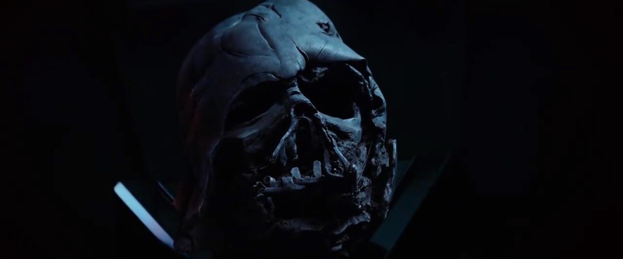 Star Wars: El despertar de la fuerza. VADER