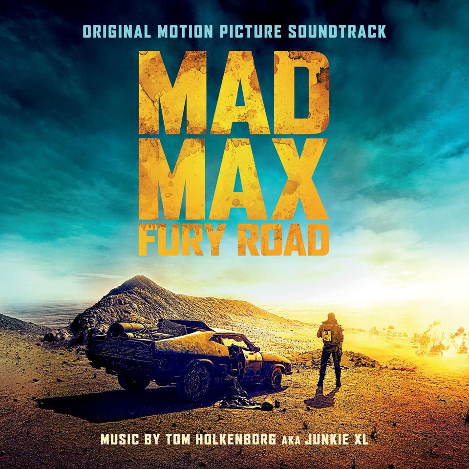 BSO Mad Max Furia en la Carretera