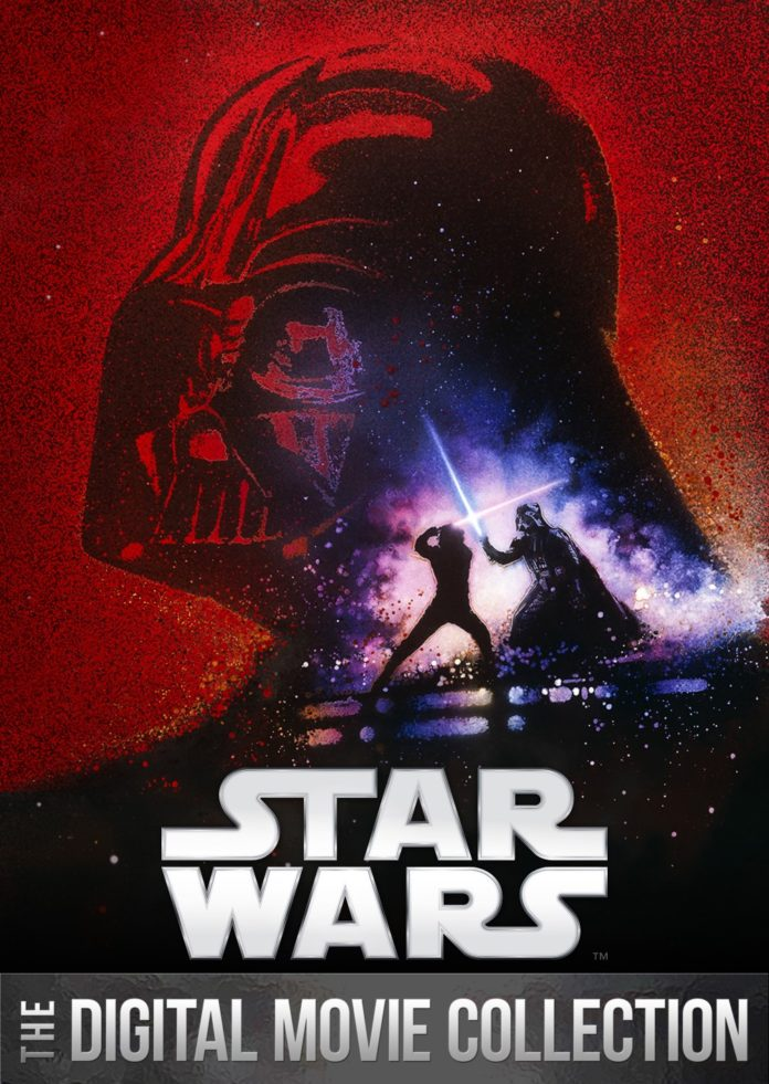 Star Wars. Digital Movie Collection
