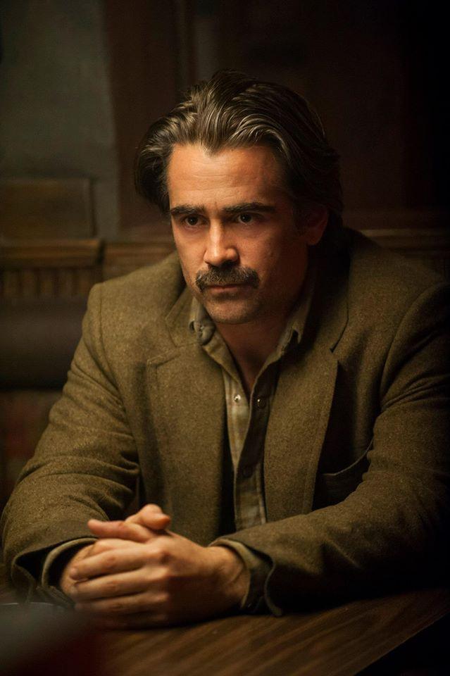 Colin Farrell as Ray Velcoro