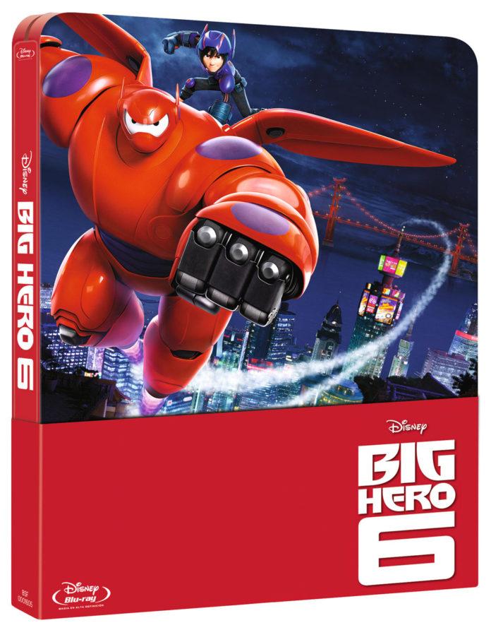BD Big Hero 6