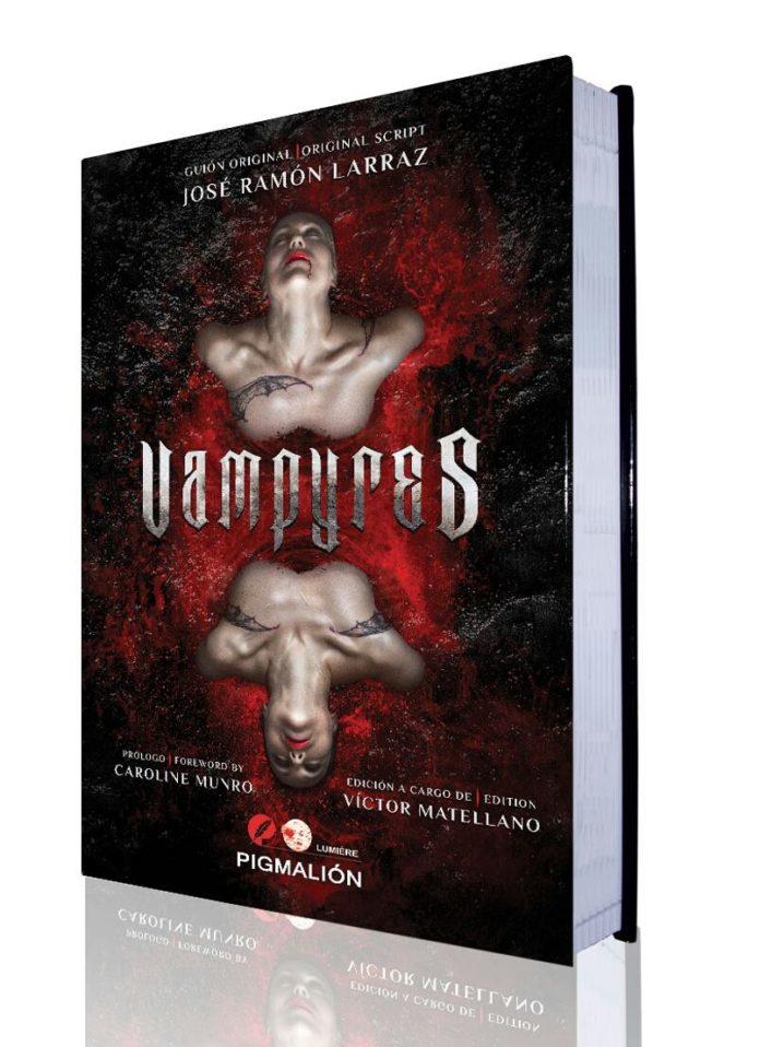VAMPYRES. El libro de la película