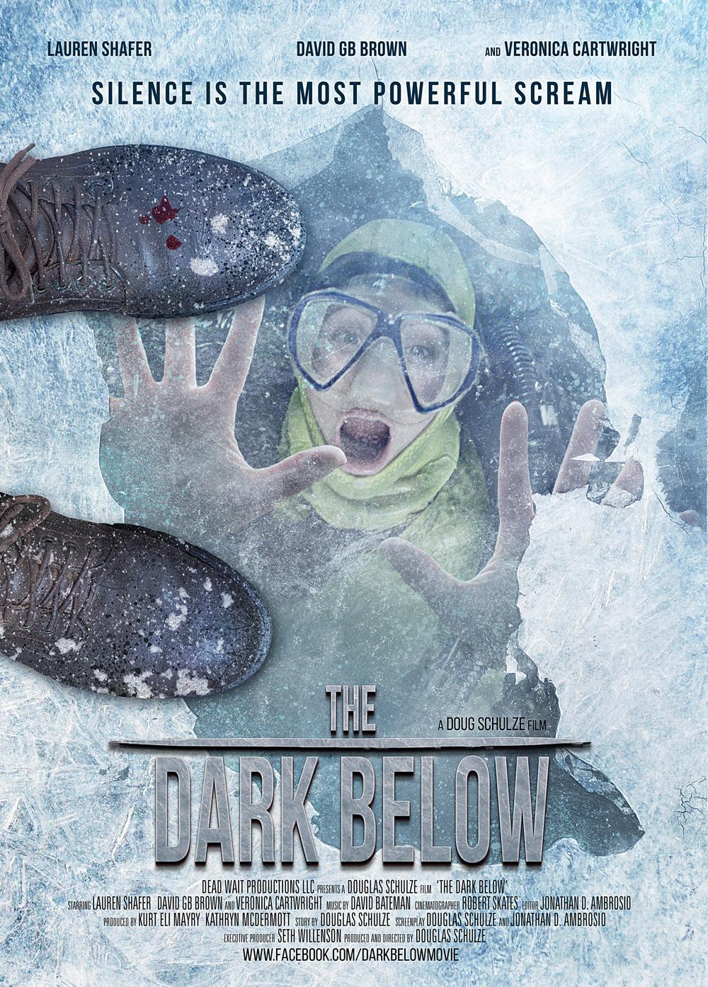 The Dark Below poster. Douglas Schulze