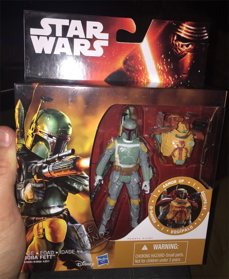 Star Wars The Force Awakens Boba Fett