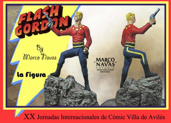 Marcos Navas Flash Gordon