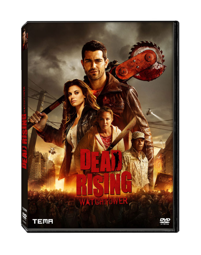 Tema Distribuciones. Dead Rising Watchtower.