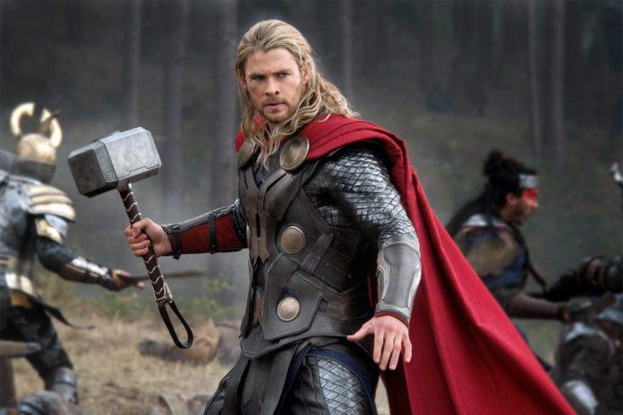 Thor: EL mundo oscuto