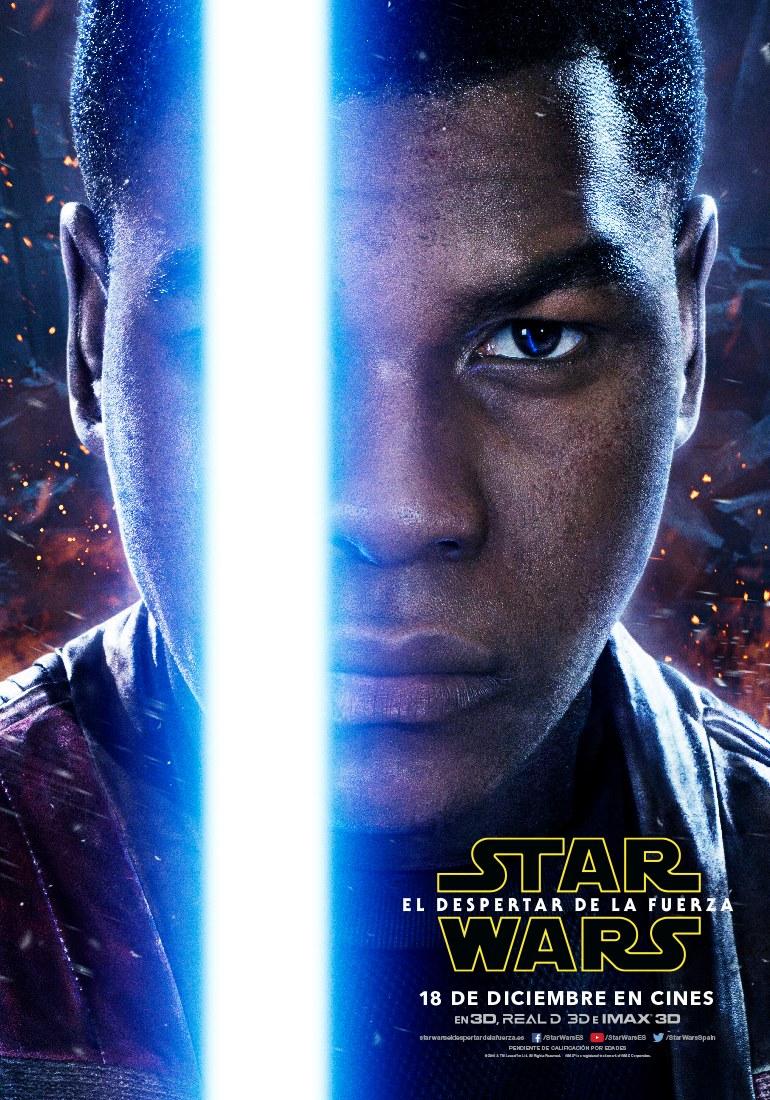 Star Wars: El despertar de la fuerza fin