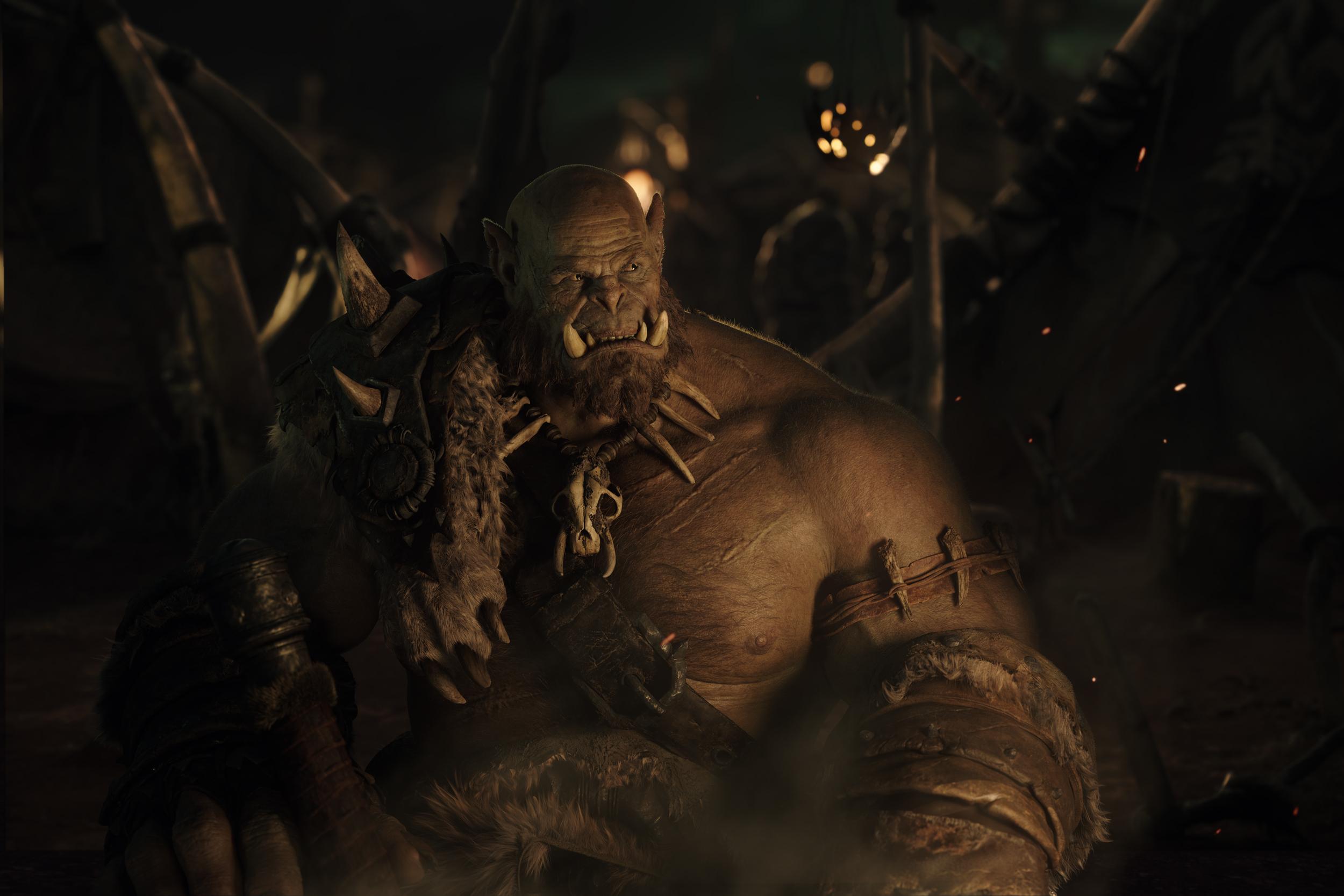 Warcraft el origen
