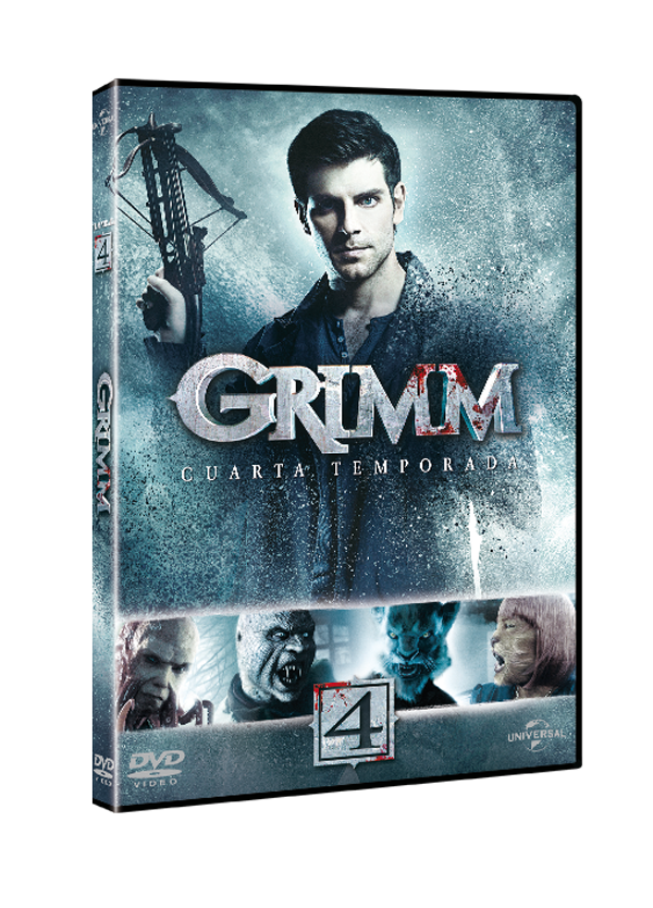 Grimm. Cuarta Temporada