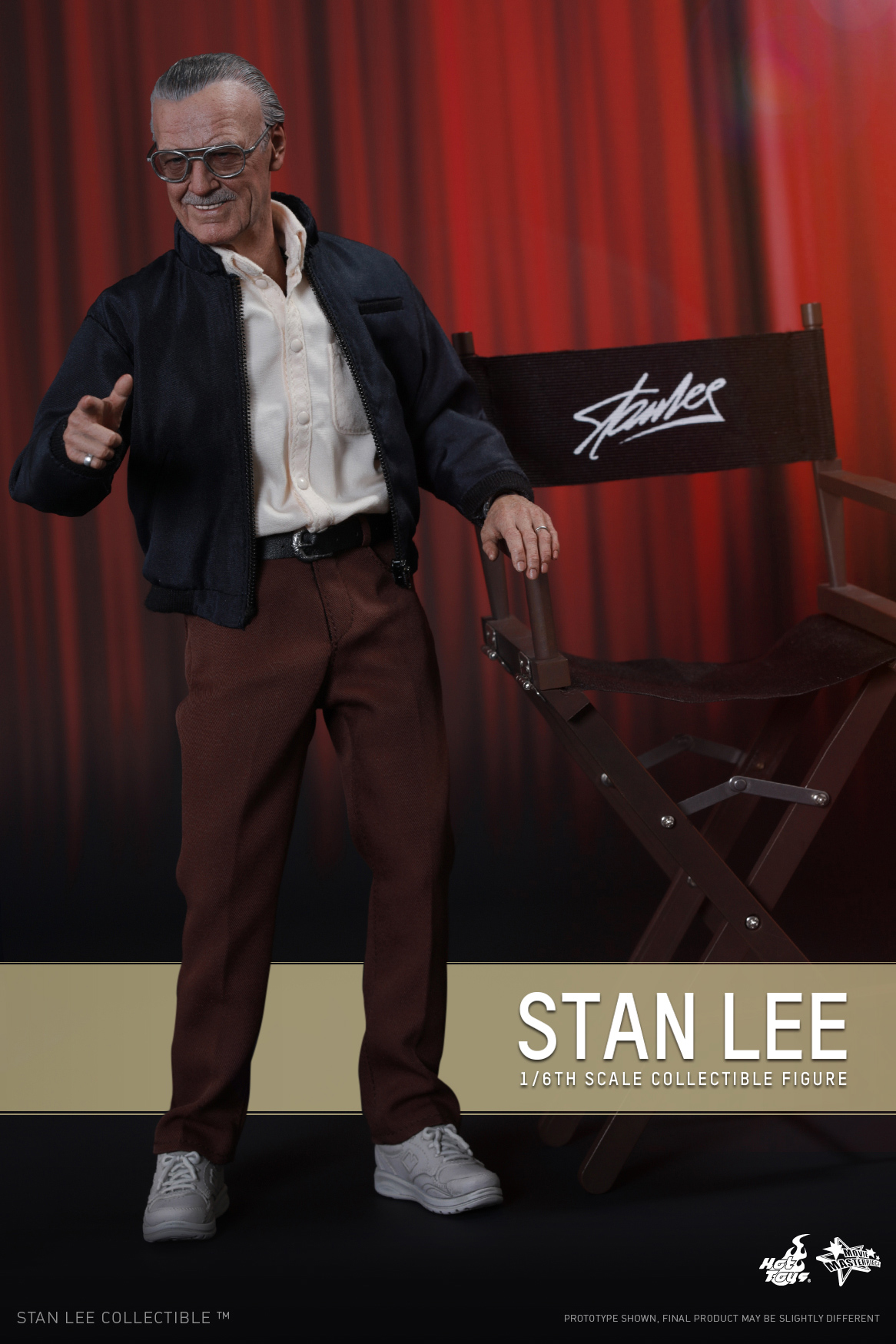 Hot Toys- Stan Lee
