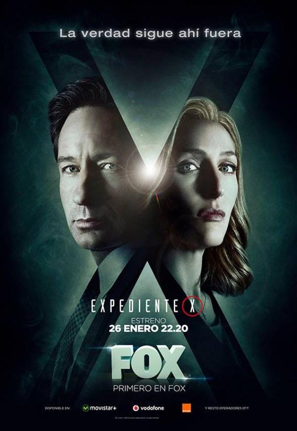 Expediente X en FOX