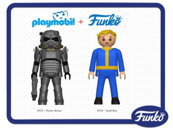Playmobil Funko