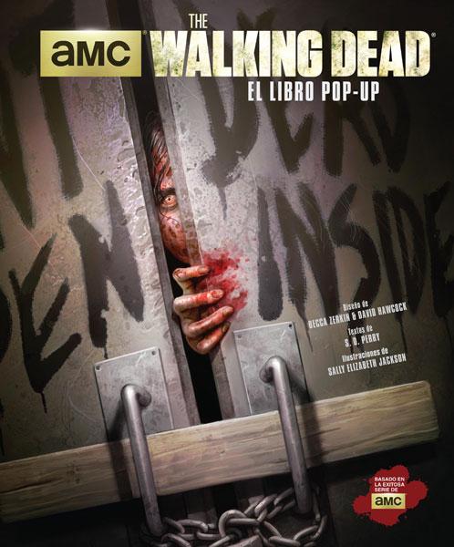 The Walking dead El libro pop-up