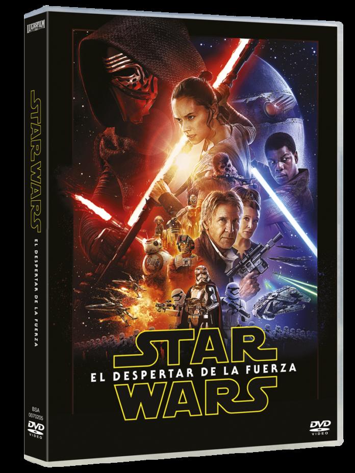 Star Wars: El despertar de la fuerza BD