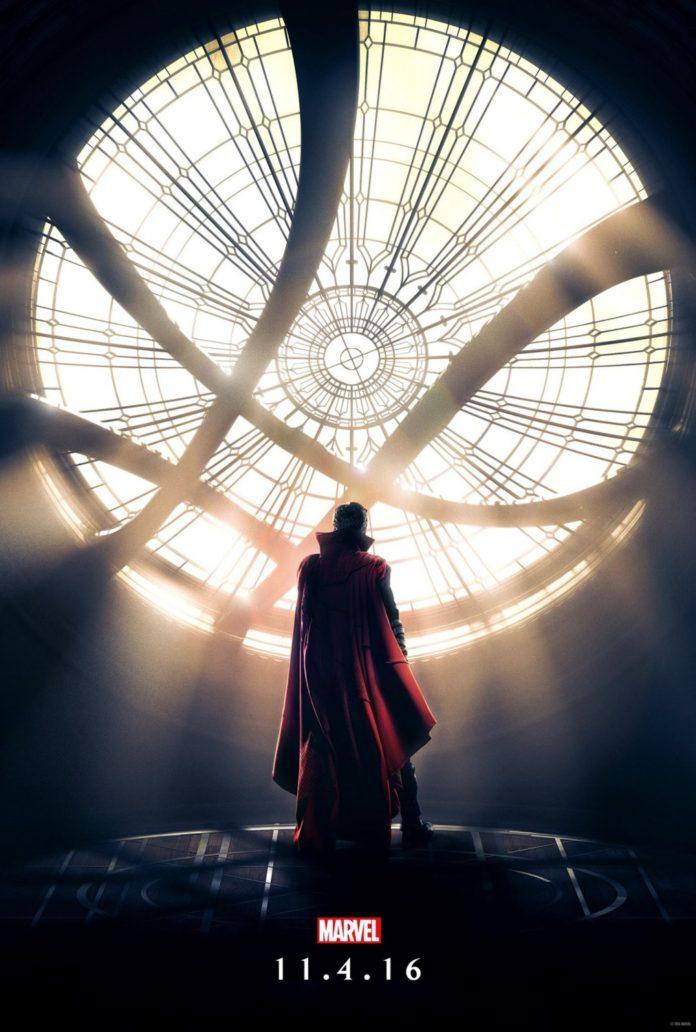 Marvel Doctor Strange poster