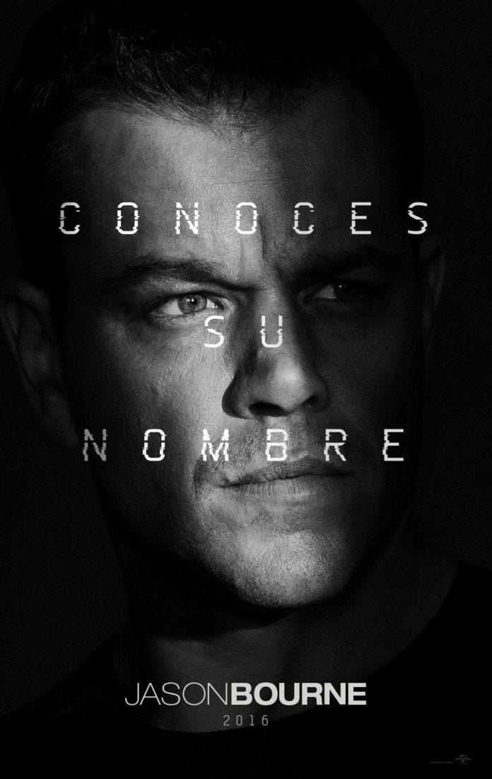 Jason Boure Trailer español Tenerife