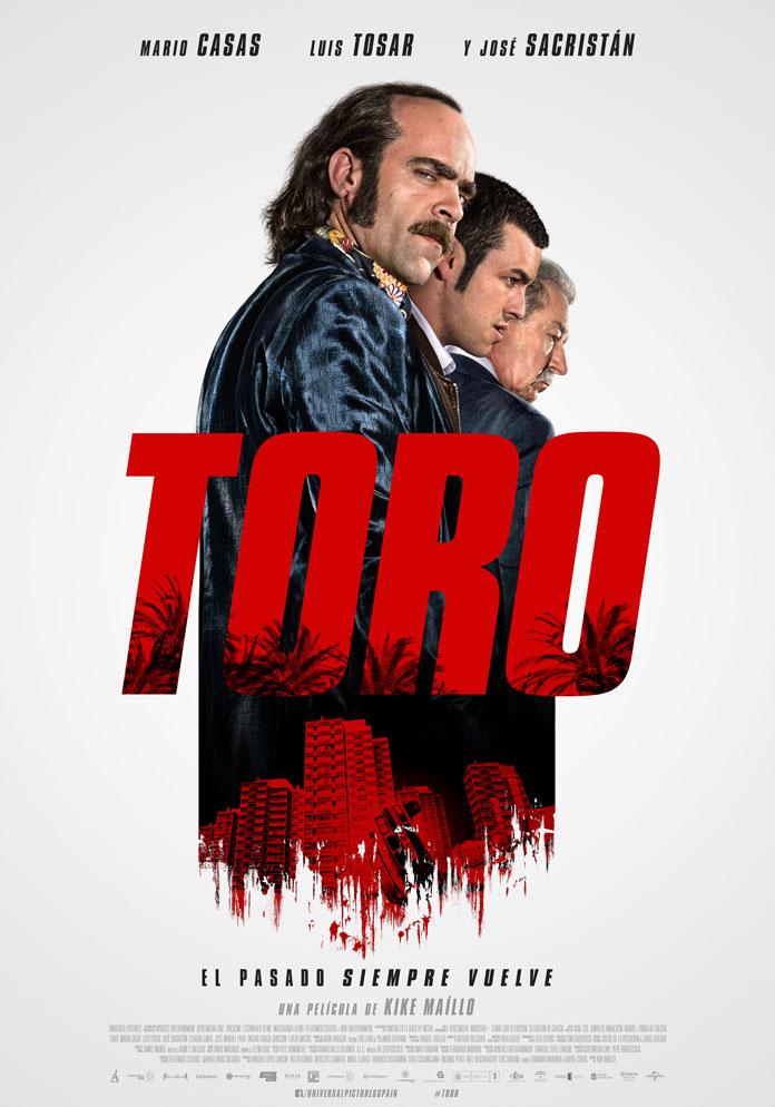 Poster Toro. Mario Casas