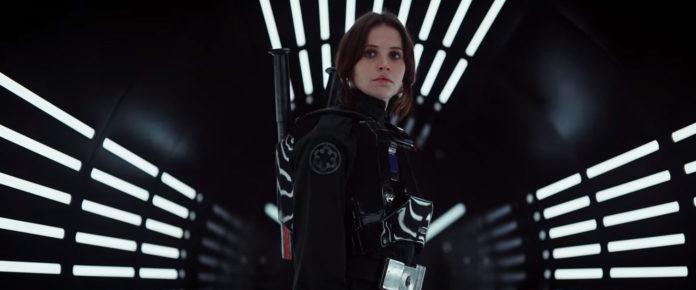 Rogue One. Felicity Jones. Star Wars