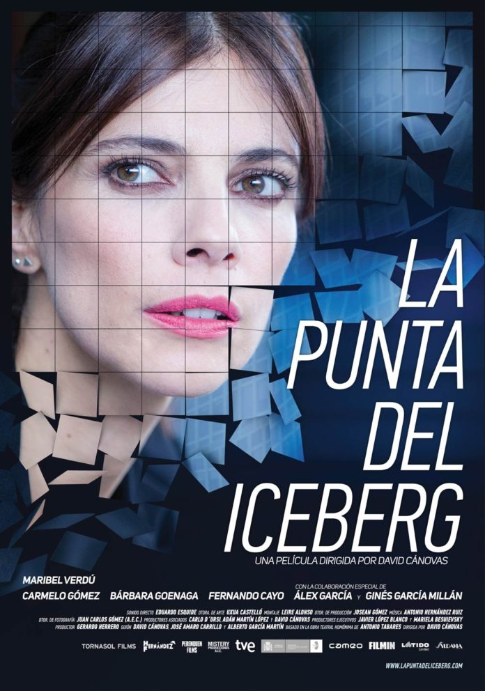 Poster. La punta del iceberg
