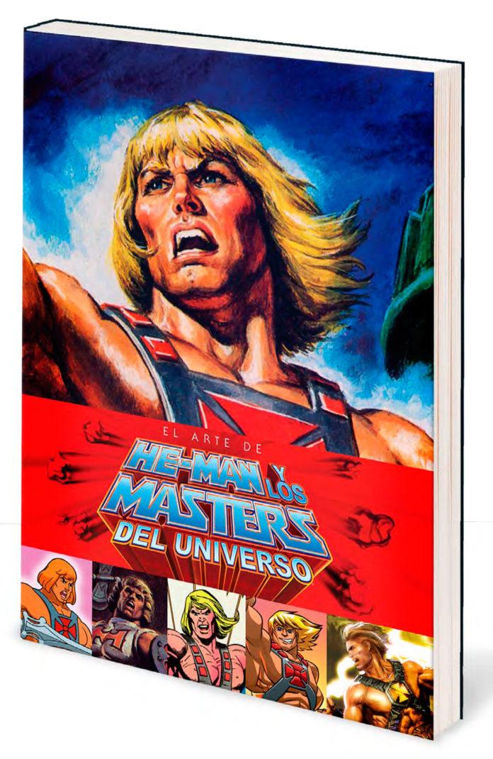 El arte de He-Man y los Masters del Universo
