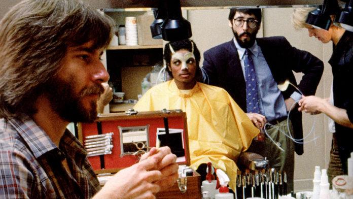 Rick Baker, Michael Jackson y John Landis
