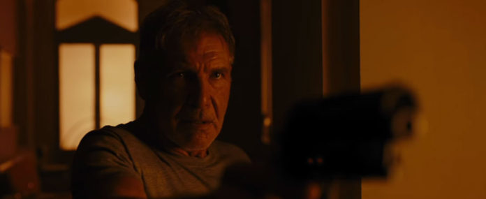Blade Runner 2046 Harrison Ford