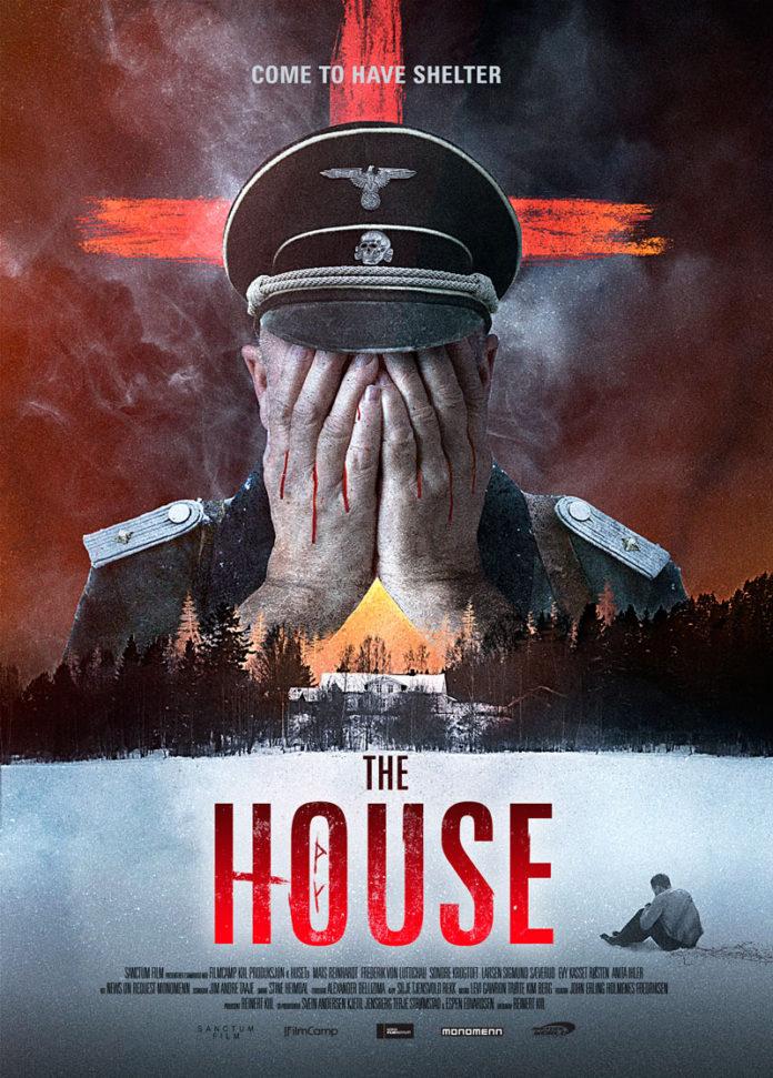 The House - Huset international Poster by Daniel Fumero LIMBO KIDS