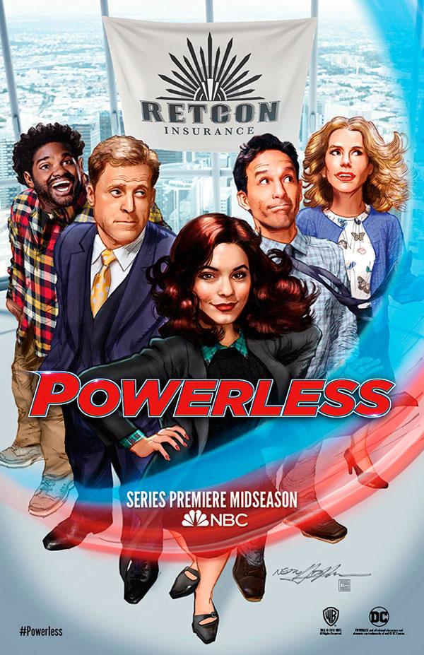 Powerless poster