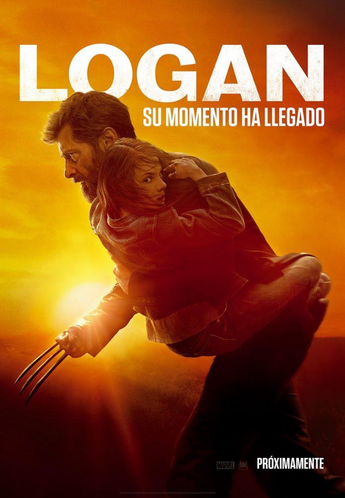 Póster 'Logan'.