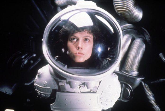 Sogiurney Weaver en Alien: El Octavo Pasajero