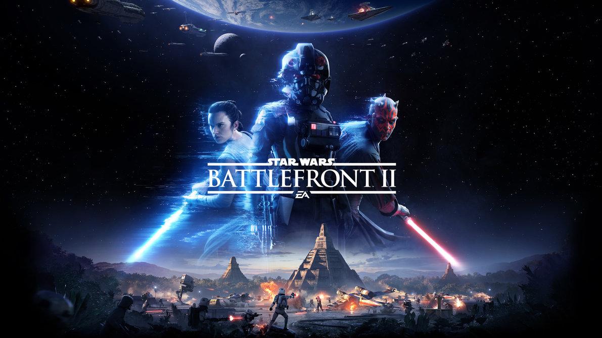 Star Wals Battlefont II