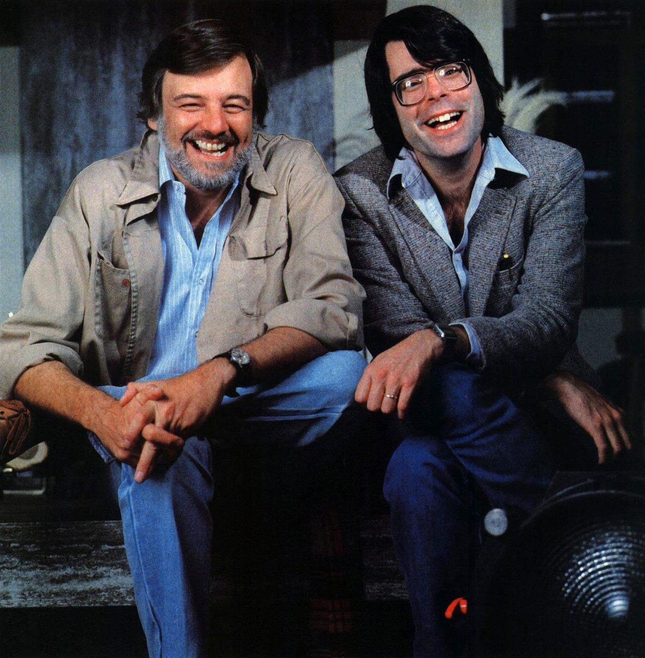 George Romero y Stephen King