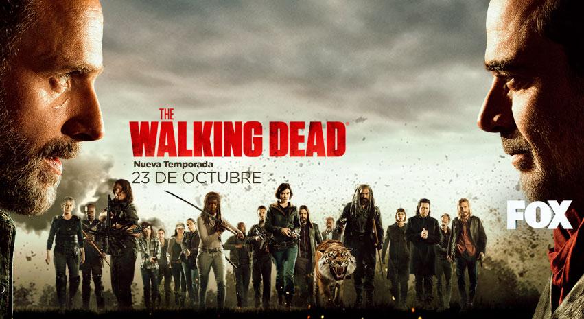 The Walking dead t8 FOX