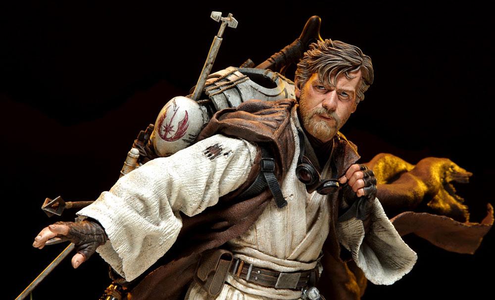 Obi Wan Kenobi Mythos