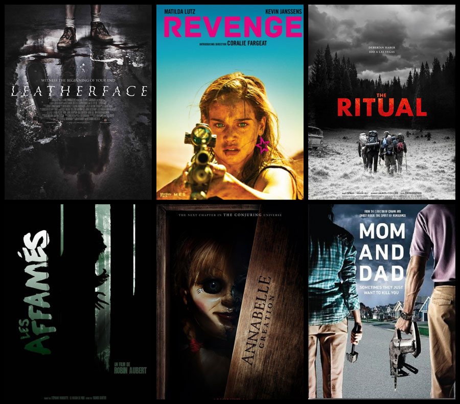 Posters Sitges 2017