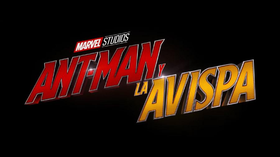 Mant-Man y la Avispa logo