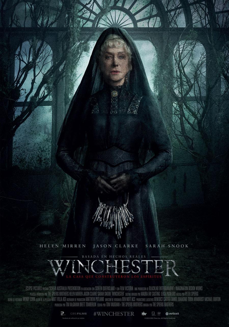 WInchester poster España