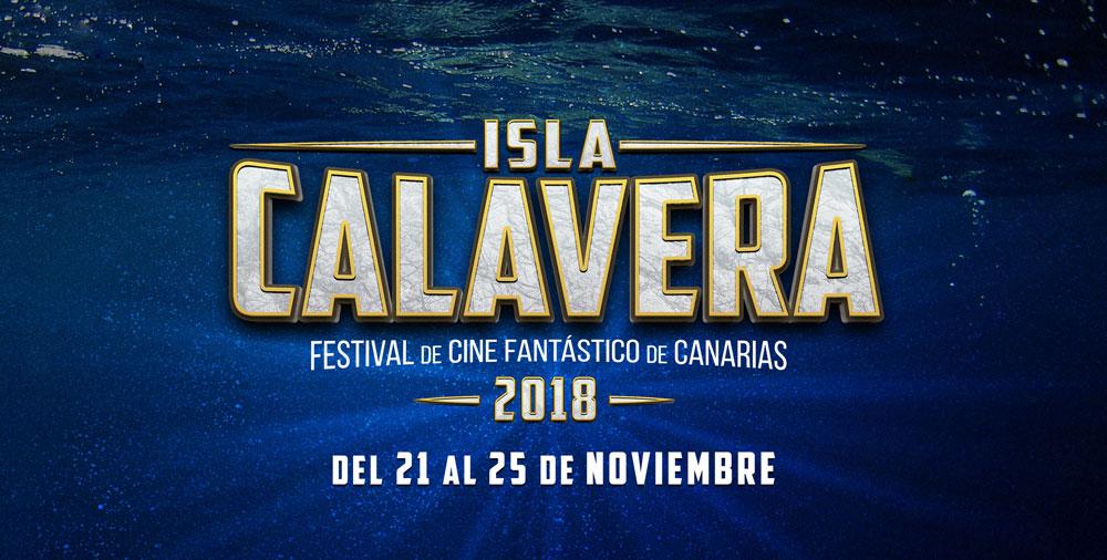 Festival de cine Fantástico de Canarias Isla Calavera 2018