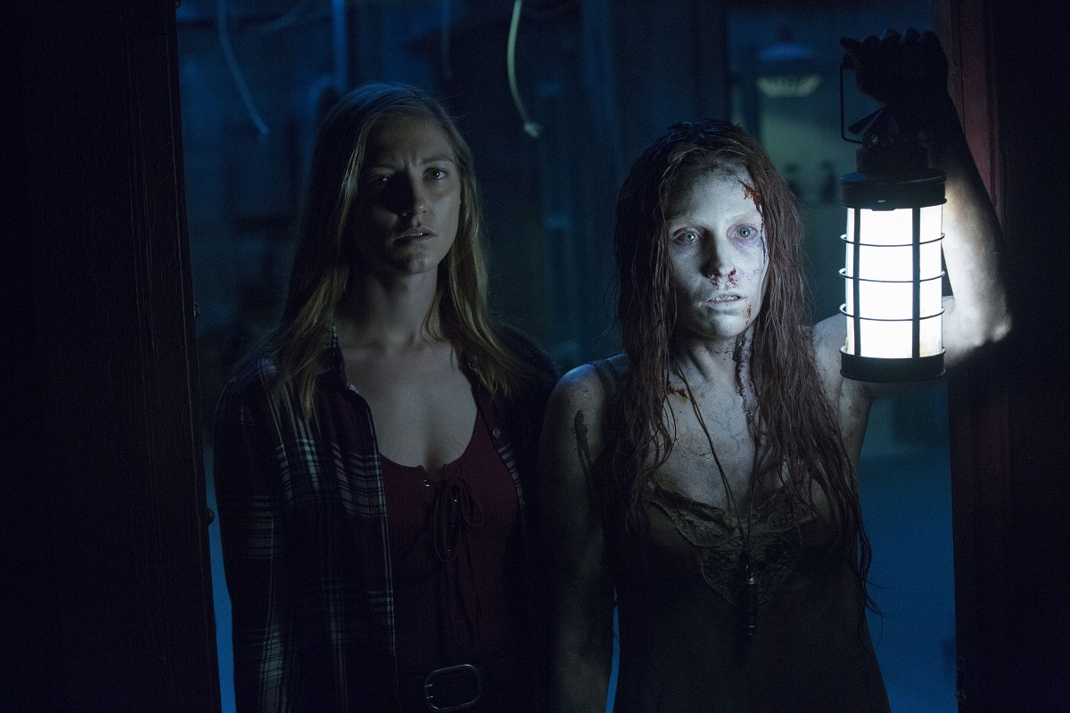 Insidious: La última llave. © Universal Pictures and Sony Pictures